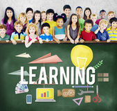Learning Education Improvement Intelligence Ideas Concept Stock Images