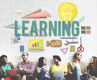 Learning Education Improvement Intelligence Ideas Concept Royalty Free Stock Images