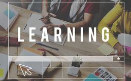 Learning Education Improvement Knowledge Ideas Concept Royalty Free Stock Image