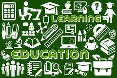 Learning and education Royalty Free Stock Image