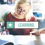 Learning Improvement Intelligence Education Concept Royalty Free Stock Image
