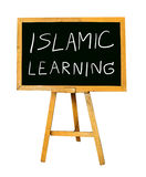 Learning islam Royalty Free Stock Image