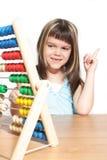 Learning mathematics Royalty Free Stock Image