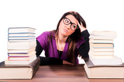 Learning problems Stock Photos