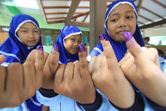 Learning Process of Voting Stock Photos