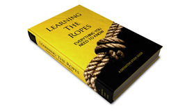 Learning The Ropes Study Guide Royalty Free Stock Image