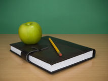 Learning schedule Royalty Free Stock Images