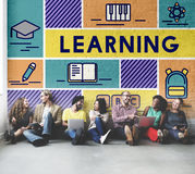 Learning Study Education Knowledge Literacy Concept Stock Image