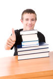 Learning teen Stock Image