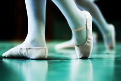 Learning to dance 1 Stock Photography