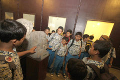 Learning to Know Historic Heritage Museums Keraton Surakarta Stock Image