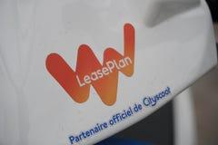 LeasePlan Korporation emblem royaltyfri fotografi