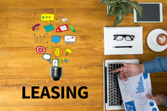 LEASING Stock Images