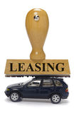Leasing Royalty Free Stock Image