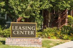 Leasing Center Stock Photos