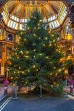 Leathenhall rynek, Londyn UK Zdjęcia Royalty Free