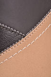 Leather stock image