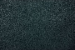 Leather. Detail Black leather texture background Royalty Free Stock Photography