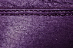 Leather. Royalty Free Stock Photography