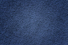 Leather. Blue leather texture for background Stock Photography