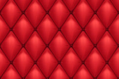 Leather. Vector quilted leather. This is file of EPS10 format stock illustration