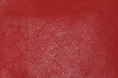 Leather. Abstract background made of leather with textured effect Stock Image