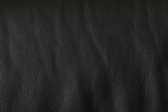 Leather. Abstract background made of leather with textured effect Stock Photos