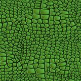Leather animal snake textures reptile crocodile royalty free illustration