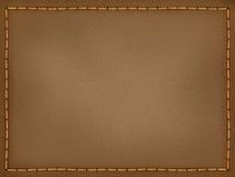 Leather background Stock Photos
