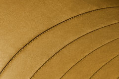 Leather / background Stock Photography