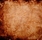 Leather background. Leather textured background from skin of cow Stock Images