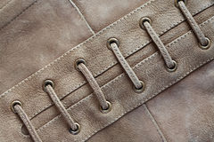 Leather Background Stock Image