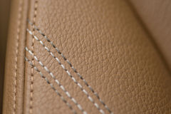 Leather background. Royalty Free Stock Photography
