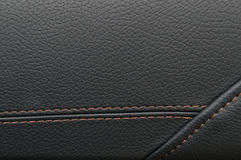 Leather background. Royalty Free Stock Image