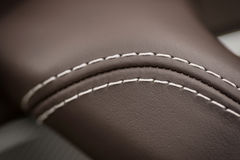 Leather background. Stock Images