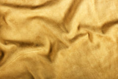 Leather background. Texture of brown crumpled leather Royalty Free Stock Photo