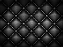 Photo Collection Black Leather Cushion Texture