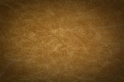 Leather Background With Dark Corners Stock Images