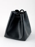 Leather bag Stock Image