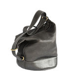 Leather bag Stock Photography