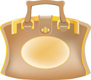 Leather Bag Royalty Free Stock Photos