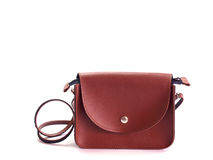 Leather bag Brown Stock Photography
