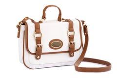 Leather bag Stock Image