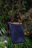 Leather bag, handbag Royalty Free Stock Photography