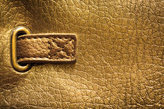 Leather bag texture Stock Photo