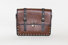 Leather bag Royalty Free Stock Image