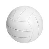 Leather ball. Stock Image