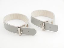 Leather bands Royalty Free Stock Photo
