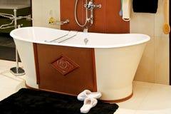 Leather bathtub 2 Royalty Free Stock Images