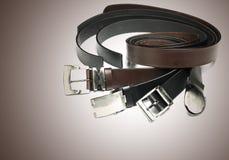 Leather belt Stock Photos